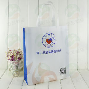 3D Non-Woven Promotional Bag with Customised Design (MYC-060)