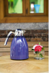 Solidware Stainless Steel Vacuum Coffee Pot/Kettle with Glass Refill pictures & photos