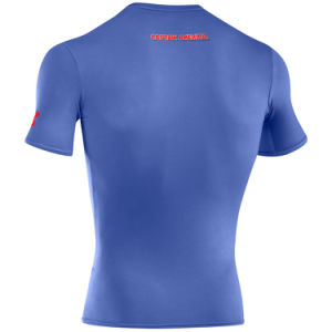 Compress Shirt Rush Guard Swim Shirt Custom Sublimated Rash Guard pictures & photos