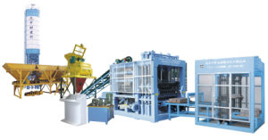 Hydraulic Automatic Block Making Machine Line (QTY9-18) pictures & photos