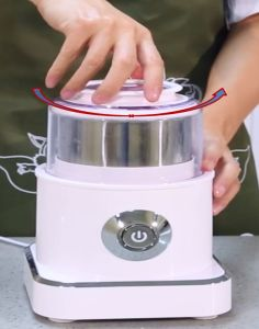 Perfect Food Chopper with 2 Layers S. S. Blade pictures & photos