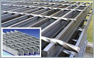 Galvanized Trench Grating Manufactory pictures & photos