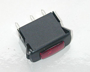 Push Button Switch for Home Appliance pictures & photos