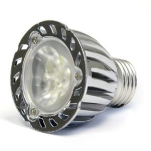 6W 3PCS E27 LED Spotlight 3 Years Warranty