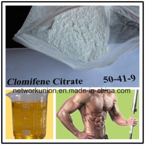 Clomid Oral Conversion Recipes 50-41-9 Clomiphene Citrate 20ml @ 50 Mg/Ml pictures & photos