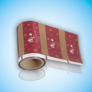 Aluminizing Packaging Material Packing Film pictures & photos