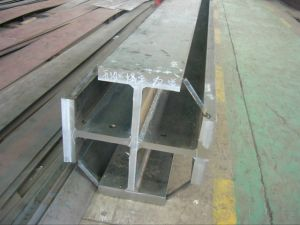 Steel Structure Workshop/Warehouse Beam (SSH102) pictures & photos