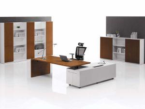 China stylish design office manager table ke ve01 for Table ke design