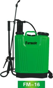 Backpack Hand Operated Garden Sprayer with CE (FM-16) pictures & photos