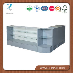 Customized Wood Display Counter Combination Showcase for Retail pictures & photos