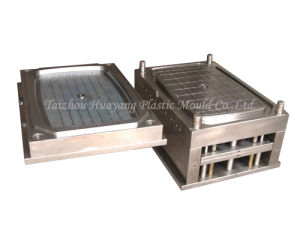 Plastic Table Mould (HY011) pictures & photos