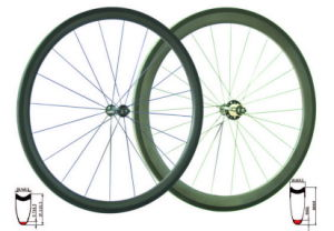 Tubular Road Wheels (WB-TWH-001B-3K-SH)