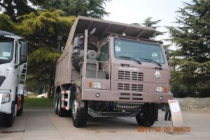 China Heavy Dump Truck 70t pictures & photos