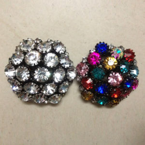 Stock Jewelry with Diamond Brooch Accessory (WJ-023) pictures & photos