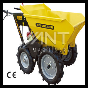 Micro Tractor Muck Truck Mini Dumper Agricultural Transporters and CE, Model - By250 pictures & photos