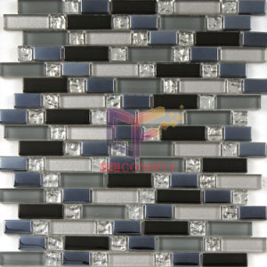 Decorative Construction Materials, Crystal Mosaic Tiles (CFS546) pictures & photos