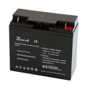 UPS Battery (12V17) for Generator pictures & photos