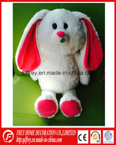 Cute Plush Rabbit / Bunny Toy for Easter Day