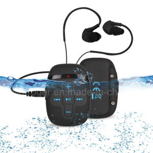 Waterproof MP3 Player with Shuffle Function pictures & photos