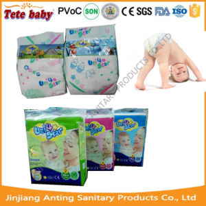 Pure and Natural Pampering Uni4star Newborn Diapers pictures & photos