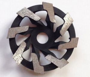 Diamond Grinding Cup Wheel for Granite pictures & photos