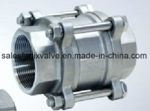 3PC Spring Female Check Valve pictures & photos
