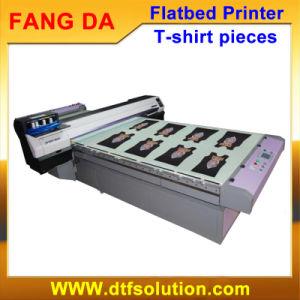 Digital Printer for Cotton T-Shirt Pieces Garment Printing pictures & photos