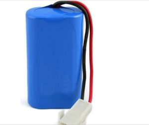 2600mAh 7.4V Li-on Battery Pack Rechargeable Battery Pack 18650 Cells pictures & photos