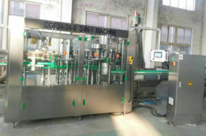 Small Bottle Water Filler Machine (CGF18-18-6) pictures & photos