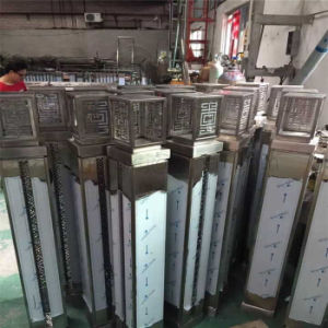 Customized Stainless Steel Products Metal Fabrication Bending Cutting Grooving Welding etc Processing pictures & photos