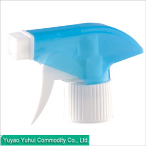 Plastic Trigger Sprayer Household Cleaning Chemical Resistant pictures & photos