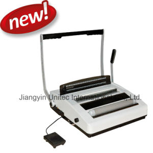 Combination Binding Machine Yb-Cw2917 pictures & photos