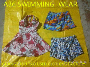 Good Quality Small Bales Importer of Swimming Wear Used Clothes Big Size Swimming Wear pictures & photos