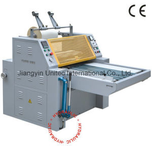 Hot Selling Products Hot Thermal Roll Laminating Machine Ydfm-720/Ydfm-920/Ydfm-1200 pictures & photos