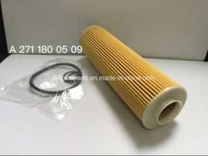 Auto Parts Hight Quality Oil Filter for Mercedes-Benz pictures & photos
