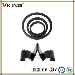 Motorcycle Car Rubber Air Hose Lock on Clip Tire Inflator 16inches pictures & photos