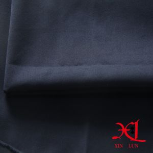 Polyester One Side Suede Fabric for Garment/Women Dress pictures & photos