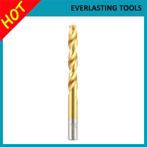 HSS Twist Drill Bits Ti Coating 6542 pictures & photos