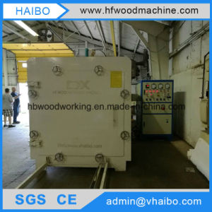 Hf Vacuum Timber/Wood Drying Machine From Haibo pictures & photos