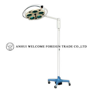 Standing Surgical Shadowless Operation Lamp pictures & photos