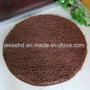 Unique Design Chenille Microfiber Carpet for Bathroom Bedroom pictures & photos