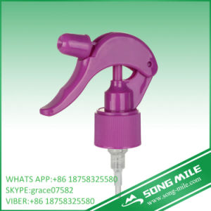 28/410 Finger Handle Mini Plastic Trigger Sprayer pictures & photos