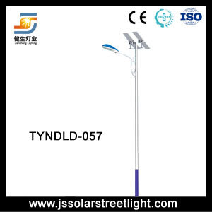 100W 12m LED Solar Street Light Manufacture