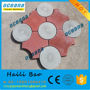 Concrete Stone Pattern Plaster Cement Mould Tiles Garden Paving pictures & photos