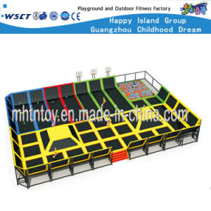 Children Ball Pool Indoor Playground Equipment (HF-19602) pictures & photos