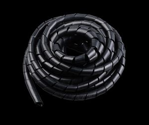 PE Cable Tidy Wire Storage Cable Organizer Spiral Zip Wrap pictures & photos