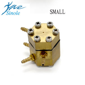 Dental Chair Spare Part 6 Way Control Valve