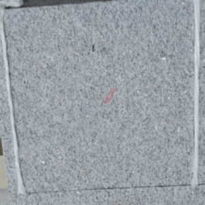 Natural Grey Granite Flamed Thick Tiles for Outdoor Pavings pictures & photos