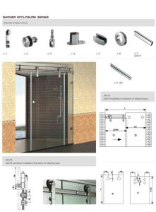 Sliding Door system Set pictures & photos