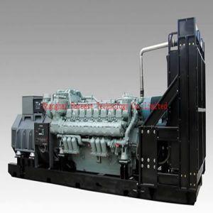 Mtu 1350kw, 1450kw, 1650kw, 1800kw, 2000kw, 2200kw, 2400kw Diesel Power Genset/Generator Set pictures & photos
